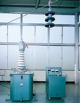 100Kv交流耐電圧試験装置
