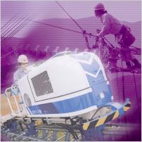 送電線工事用機材
